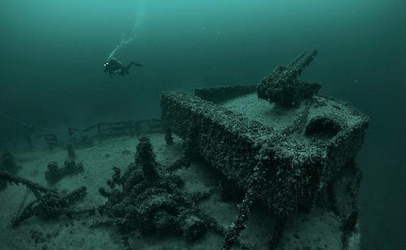 ужасы с подводными лодками