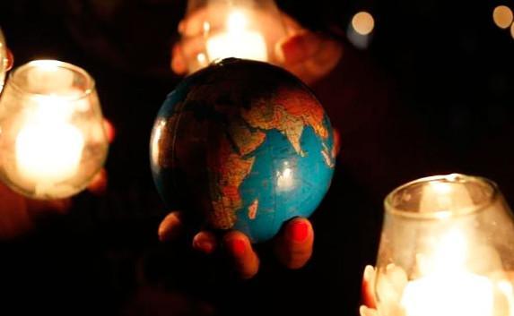 В «Час Земли» в столицеРФ  отключат подсветку храма Василия Блаженного
