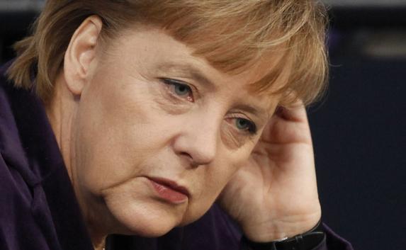 Что сказала меркель сегодня